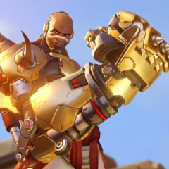 Everything 'Overwatch's New Melee Hero Can Do