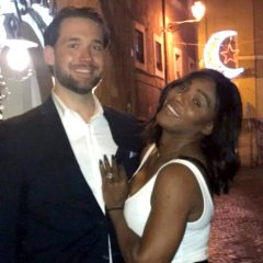 The Story of How Serena Williams Met Her Fiance, Alexis Ohanian