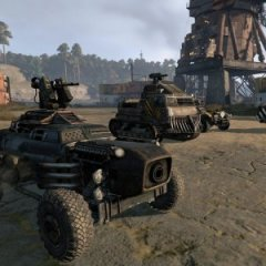 Free MMO 'Crossout' Launches for PC, PS4, and Xbox One