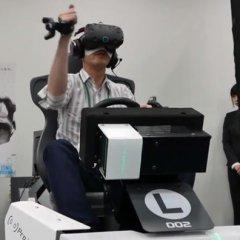 Hands-On 'Mario Kart Arcade Grand Prix' VR