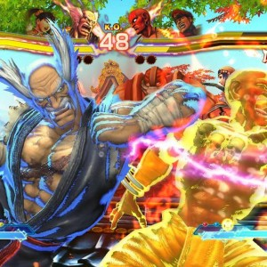 Street Fighter X Tekken Screenshot Leaks: M. Bison and ...