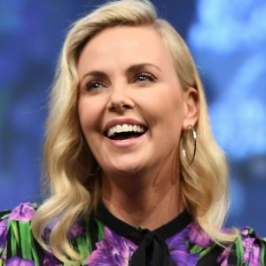 Charlize Theron Reacts to Chris Hemsworth '007' Suggestion