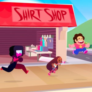 'Steven Universe' Video Game To Feature New Peridot