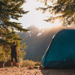 How Going Camping Can Help You Improve Your Sleeping Habits