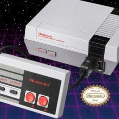 Nintendo Bringing Back NES Classic Next Summer