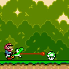 Nintendo Reveals Mario Used to Punch Yoshi in the Head