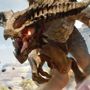 Fighting Dragons in BioWare's Biggest RPG Ever