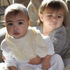 Kim & Kanye Shell Out $500K on Baby North's Body Double