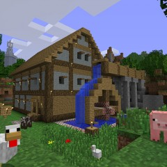 Minecraft Breaks Day-One Sales Records