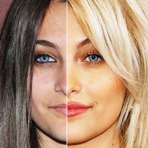 The Stunning Transformation of Paris Jackson