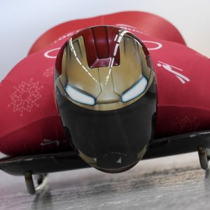 16 Skeleton Helmets from the Winter Olympics That Are Pure Fire