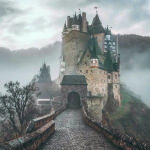 The Whimsical Eltz Castle of Germany