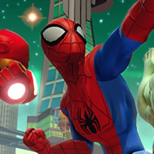 Marvel Meets Disney in 'Infinity 2.0'