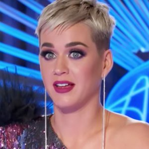Katy Perry Spills in Otherwise Perfect 'American Idol' Episode