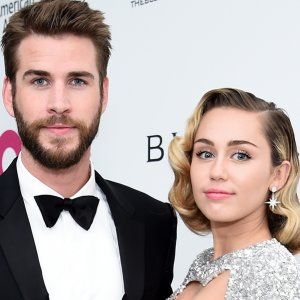 Miley Cyrus Being 'Very Secretive' About Her Wedding With Liam