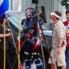 Top 30 Iron Man 3 Set Photos
