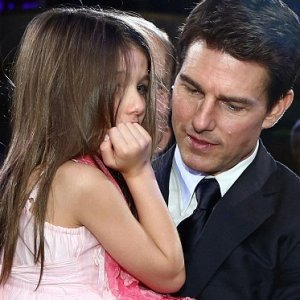 Strange Things Everyone Just Ignores About Tom Cruise's Kids