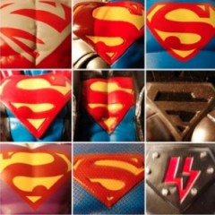 The Evolution of The Superman Shield