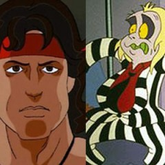 15 Animated Atrocities Based on 80's Movies
