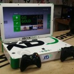 Xbox 360 & Xbox One Combine to Form the Xbook Duo