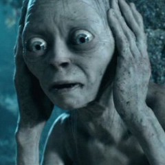 Watch Gollum Read The Hobbit In Real Life
