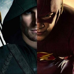 The Flash & Arrow Face-Off In New Images