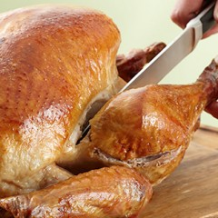 How to Master Turkey Carving