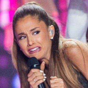 Ariana Grande Smacked in the Face at Victoria's Secret Show