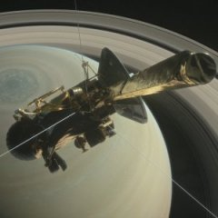 NASA Craft Picked Up Weird Plasma Sounds Plunging Into Saturn