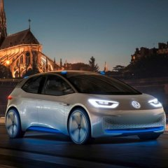 Volkswagen Plans to Sell Electric Tesla Rival for Less Than 23k