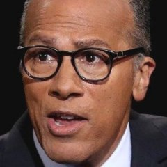 Lester Holt Doesnt Care if Trump Likes Him