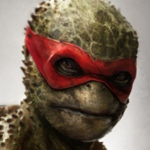 Alternate 'TMNT' Concept Art Reveals New Look at the Turtles