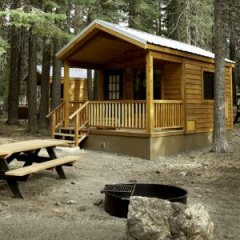 10 Great Camping Cabins Around the Country