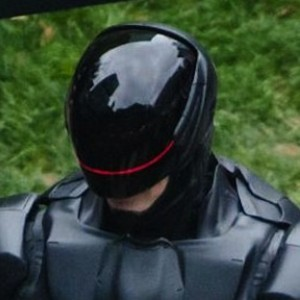 First Look At RoboCop Upgraded Armor