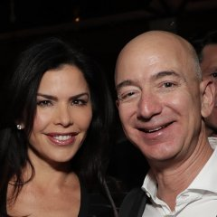 Jeff Bezos Has Been Seeing Former TV Anchor Lauren Sanchez