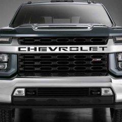 2020 Chevrolet Silverado HD Versus the Competition