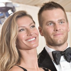 Gisele Lets Loose as Tom Brady Destroys the Chargers
