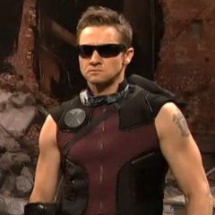 Jeremy Renner is a Terrible Avenger on SNL