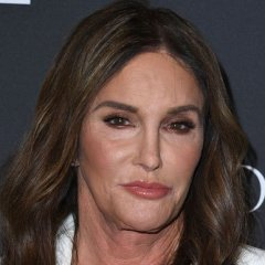 Caitlyn Jenner Shows Off At Grammy Party