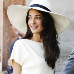 Amal Clooney's Most Stylish Looks