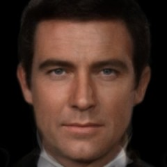 All The James Bond Actors Combined in 1 Photo