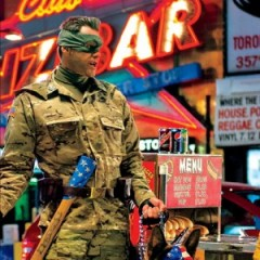 'Kick-Ass 2' Photo Has Jim Carrey & Aaron Johnson