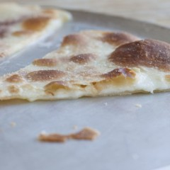 The Thinnest Italian Cheese Bread You'll Ever See