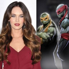 Megan Fox Signs On For Ninja Turtles