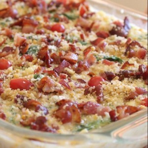 A Simply Scrumptious BLT Mac and Cheese