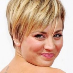Kaley Cuoco Doesn't Look Like This Anymore