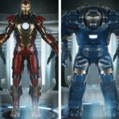 Where's the Toys For the New Iron Man 3 Suits?