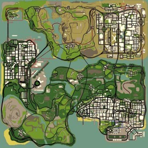 10 Of The Largest Maps In Video Games