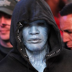 First Look At Jamie Foxx As The Amazing Spider-Man 2 Villain