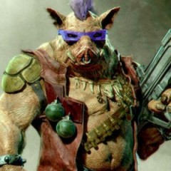 First Look At Bebop & Rocksteady In 'Ninja Turtles 2'